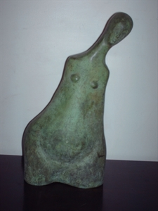 """Picture of UNKNOWN ARTIST """"Abstract NudeTorso"""""""