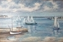 """Picture of GRODNER, JULIUS """"Sail Boats"""""""