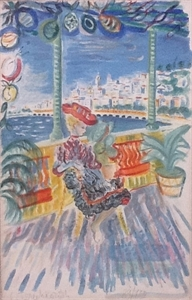 Picture of TERECHKOVITCH, CONSTANTIN (1902-1978)